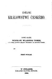 Děje Králowstwí Českého