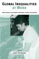 Global Inequalities at Work PDF
