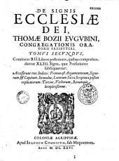 De signis ecclesiae dei lib. XXIV