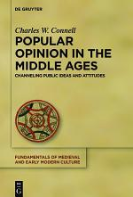 Popular Opinion in the Middle Ages