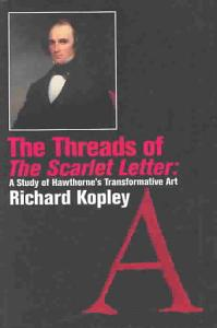 The Threads of The Scarlet Letter Book
