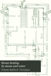House Heating by Steam and Water: Improved Methods of Installing Heating Apparatus in the Home ... Etc