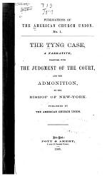 The Tyng Case