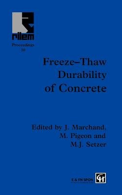 Freeze Thaw Durability of Concrete PDF