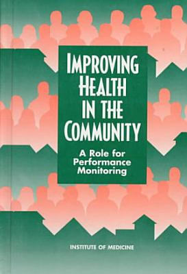 Improving Health in the Community PDF