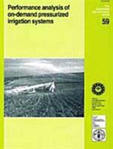 Performance Analysis of On demand Pressurized Irrigation Systems PDF