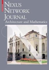 Nexus Network Journal 10,2: Architecture and Mathematics