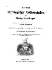 Auswahl norwegischer Volksmärchen und Waldgeister-Sagen