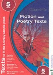 Classworks Fiction And Poetry Year 5 Book PDF