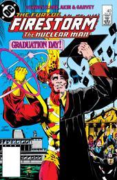 The Fury of Firestorm (1982-) #40