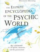 The Element Encyclopedia of the Psychic World PDF