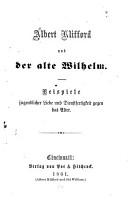 Albert Klifford und der alte Wilhelm PDF