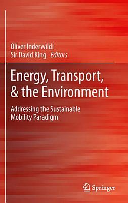 Energy  Transport    the Environment