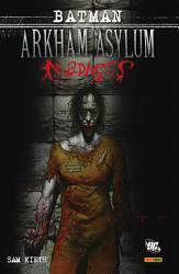 Batman  Arkham Asylum   Madness PDF