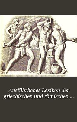 Ausf  hrliches Lexikon der griechischen und r  mischen Mythologie  Bd   1  Abt  Aba Evan  1884 1886 PDF