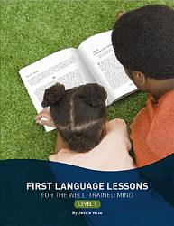 First Language Lessons For The Well Trained Mind Book PDF