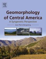 Geomorphology of Central America PDF
