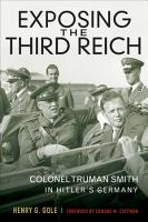 Exposing the Third Reich PDF