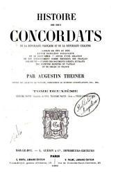 Histoire des Deux Concordats