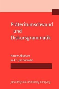 Pr  teritumschwund und Diskursgrammatik PDF