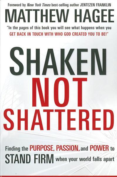 Download Shaken  Not Shattered Book