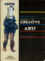 Journal of Creative Arts PDF