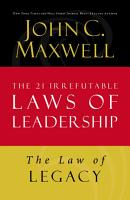 The Law of Legacy PDF