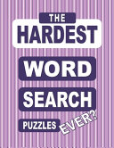 The HARDEST Word Search Puzzles Ever
