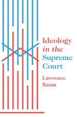 Ideology in the Supreme Court PDF