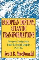 European Destiny  Atlantic Transformations PDF