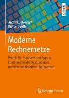 Moderne Rechnernetze PDF
