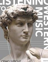 Listening to Western Music: Edition 8