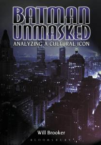 Batman Unmasked Book