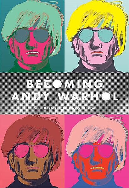 Download Becoming Andy Warhol Book
