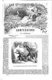 Les confessions de J.-J. Rousseau