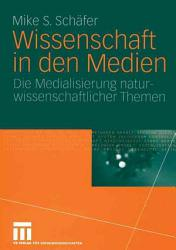 Wissenschaft in Den Medien PDF