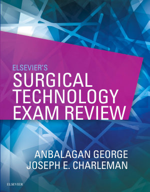 Elsevier s Surgical Technology Exam Review   E Book