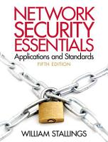 Network Security Essentials Applications and Standards PDF