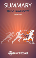 Talent Is Overrated by Geoff Colvin  Summary  PDF