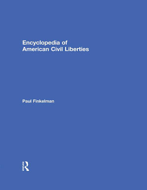 Encyclopedia of American Civil Liberties