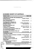 Economic Papers PDF