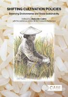 Shifting Cultivation Policies PDF