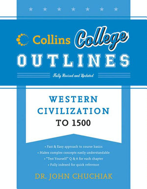 Western Civilization to 1500 PDF