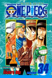 One Piece, Vol. 34: The City of Water, Water Seven