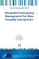 Integrated Emergency Management for Mass Casualty Emergencies PDF