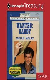 Wanted: Daddy