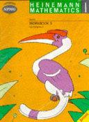 Heinemann Maths 1 Workbook 3 8 Pack