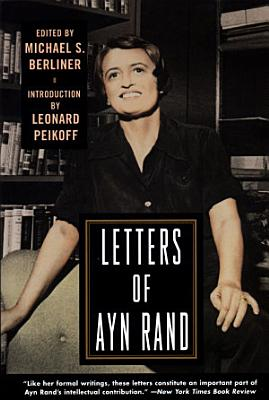 Letters of Ayn Rand PDF