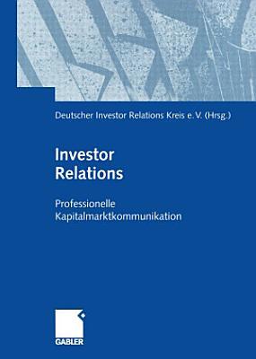 Investor Relations PDF