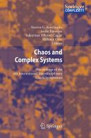 Chaos and Complex Systems PDF